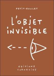 L'objet invisible - Couverture - Format classique