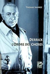 Derrick L'Ordre Des Choses - Couverture - Format classique