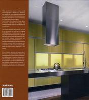 Open kitchens ; un nouvel espace de vie - 4ème de couverture - Format classique