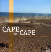 Cape to cape ; du Cap Nord au Cap de Bonne-Espérance - Couverture - Format classique