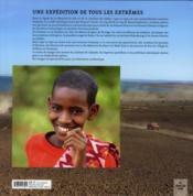 Cape to cape ; du Cap Nord au Cap de Bonne-Espérance - 4ème de couverture - Format classique
