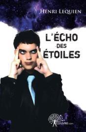 L'Echo Des Etoiles - Couverture - Format classique
