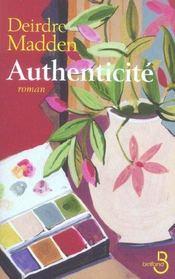 Authenticite - Intérieur - Format classique