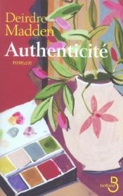 Authenticite - Couverture - Format classique