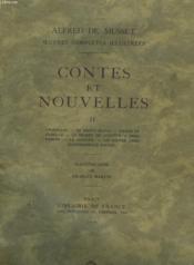 Oeuvres Completes Illustrees, Contes Et Nouvelles Tome Ii. - Couverture - Format classique