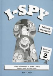 I spy 2 professeur (français) - Couverture - Format classique