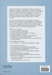 I spy 2 professeur (français) - 4ème de couverture - Format classique