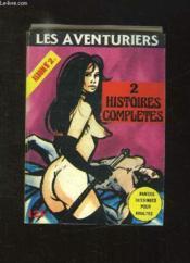 Les Aventuriers Album N° 2. N° 3: Vengeance. N° 4: Echec Au Crime. - Couverture - Format classique