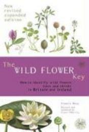 The wild flower key - Couverture - Format classique
