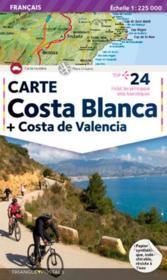 Costa Blanca, costa de Valencia - Couverture - Format classique