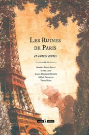 Les ruines de Paris - Couverture - Format classique