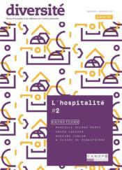 DIVERSITE N.196 ; l'hospitalité #2 - Couverture - Format classique