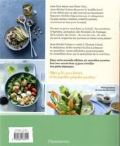 Bouddha bol ; légumes, graines, protéines ; l'équilibre est dans le bol ! - 4ème de couverture - Format classique