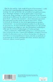 L'analyse des rêves t.1 ; notes du seminaire de 1928-1930 - 4ème de couverture - Format classique