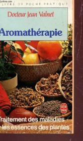 L'aromathérapie - Couverture - Format classique