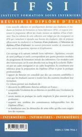 Concepts Theories Et Demarche Des Soins Infirmiers - 4ème de couverture - Format classique