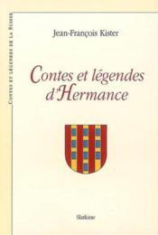 Contes et legendes d'hermance - Couverture - Format classique