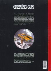 Chewing Gun T.1 ; Troubleman - 4ème de couverture - Format classique