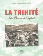 La trinite de roma a laghet - Couverture - Format classique