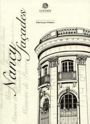 Nancy Facades - Couverture - Format classique