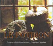 Le potiron - Intérieur - Format classique