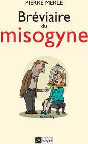 Bréviaire du misogyne - Couverture - Format classique