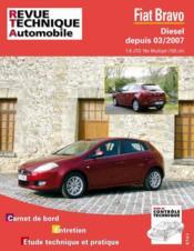 Rta b740 fiat bravo 10/2008> 1.6 jtd - Couverture - Format classique