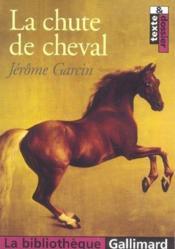 La Chute De Cheval - Couverture - Format classique