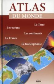 Atlas du monde - Couverture - Format classique
