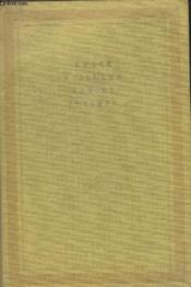 Collection Soleil. Ecrits Intimes. - Couverture - Format classique