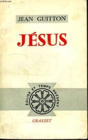 Jesus. - Couverture - Format classique