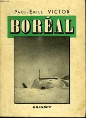 Boreal. La Joie Dans La Nuit. - Couverture - Format classique