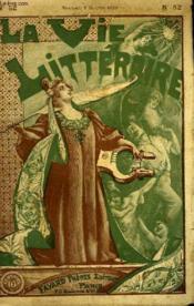 Maitre Bernard. La Vie Litteraire. - Couverture - Format classique