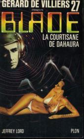 La Courtisane De Dahaura - Couverture - Format classique
