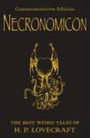 The Necronomicon - Couverture - Format classique