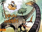 Calvin et Hobbes - original T.8 - Couverture - Format classique