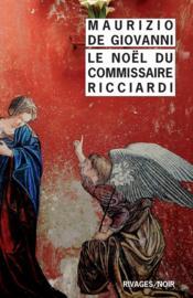 Le Noël du commissaire Ricciardi - Couverture - Format classique