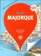 Majorque (édition 2019) - Couverture - Format classique