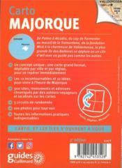 Majorque (édition 2019) - 4ème de couverture - Format classique