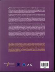 Dans le cercle d'Achille Bocchi ; culture emblématique et pratiques académiques ; Bologne au XVIe siècle - 4ème de couverture - Format classique