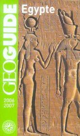 Geoguide ; Egypte (Edition 2006/2007) - Intérieur - Format classique