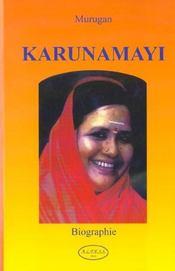 Karunamayi - Biographie - Intérieur - Format classique