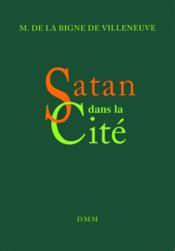 Satan dans la cite - Couverture - Format classique