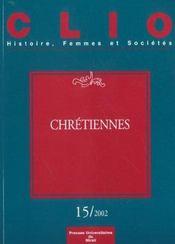 Chretiennes - Intérieur - Format classique