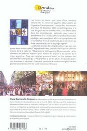 Argentine - 4ème de couverture - Format classique
