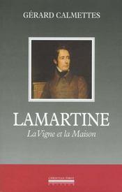 Lamartine - la vigne et la maison - Intérieur - Format classique