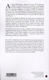 Negre marron - 4ème de couverture - Format classique