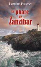 Le phare de Zanzibar - Couverture - Format classique