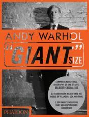Andy Warhol ; giant size - Couverture - Format classique