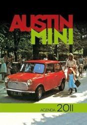 Austin Mini, l'agenda passion 2011 - Couverture - Format classique